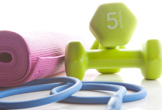 Exercise, Toning and Increased Collagen